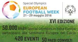 European Football Week Special Olympics