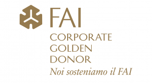 Logo Corporate Golden Donor
