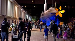 La notte dei ricercatori al Museo Leonardo da Vinci di Milano