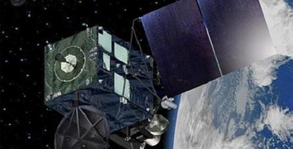 Il satellite meteo Himawari di Mitsubishi Electric