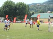 I calciatori di Special Olympics