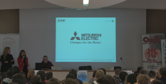 Evento Anipla-Mitsubishi Electrics