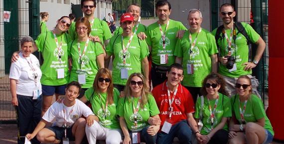 Il team volontari Mitsubishi Electrics
