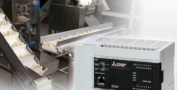 PLC compatti Mitsubishi Electric