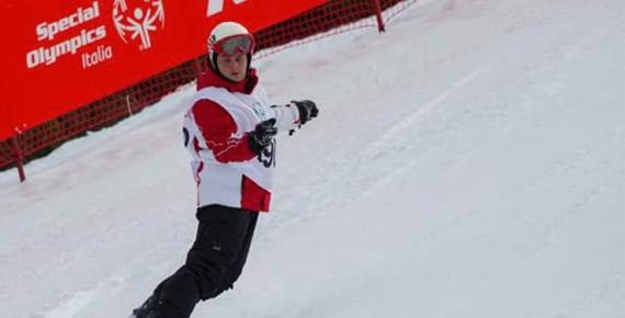 I giochi invernali 2016 di Special Olympics
