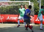 Foto partita calcio