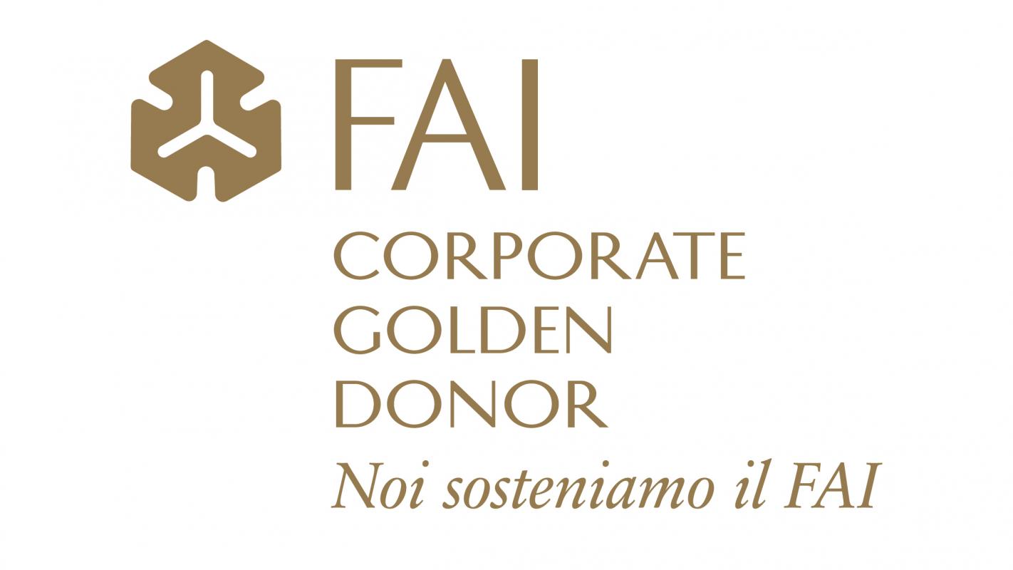 Logo Corporate Golden Donor