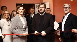 Inaugurazione dello Spazio Gioco di L'abilità Associazione Onlus