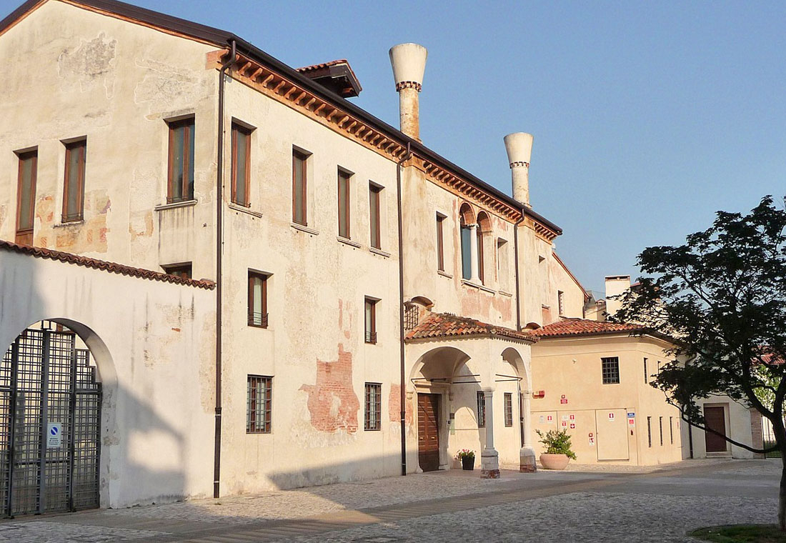 Mitsubishi Electric for the Santa Caterina complex in Treviso