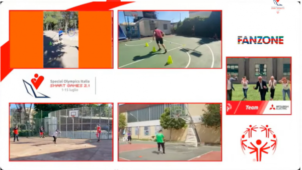 Smart Games 2.1: sport for inclusion