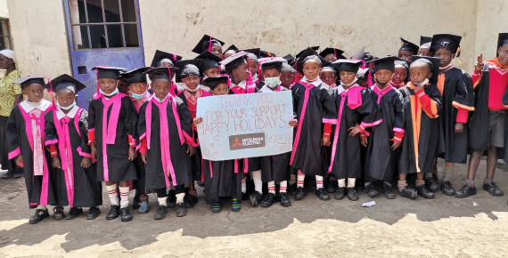 Mitsubishi Electric al fianco di Alice for Children in Kenya