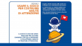 Together with the Renato Piatti Foundation for the 'TOC TOC' project addressed to children with autism spectrum syndrome