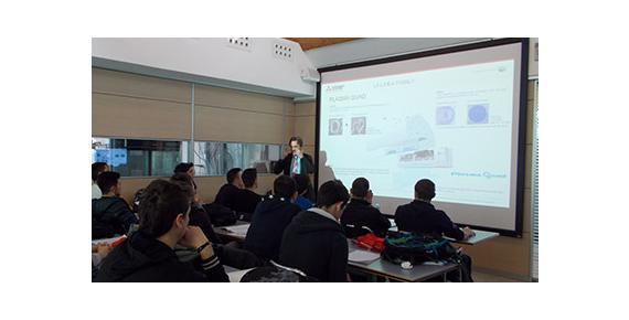 Mentor ME: un'innovativa esperienza di didattica digitale. Un laboratorio virtuale fra scuola e impresa.