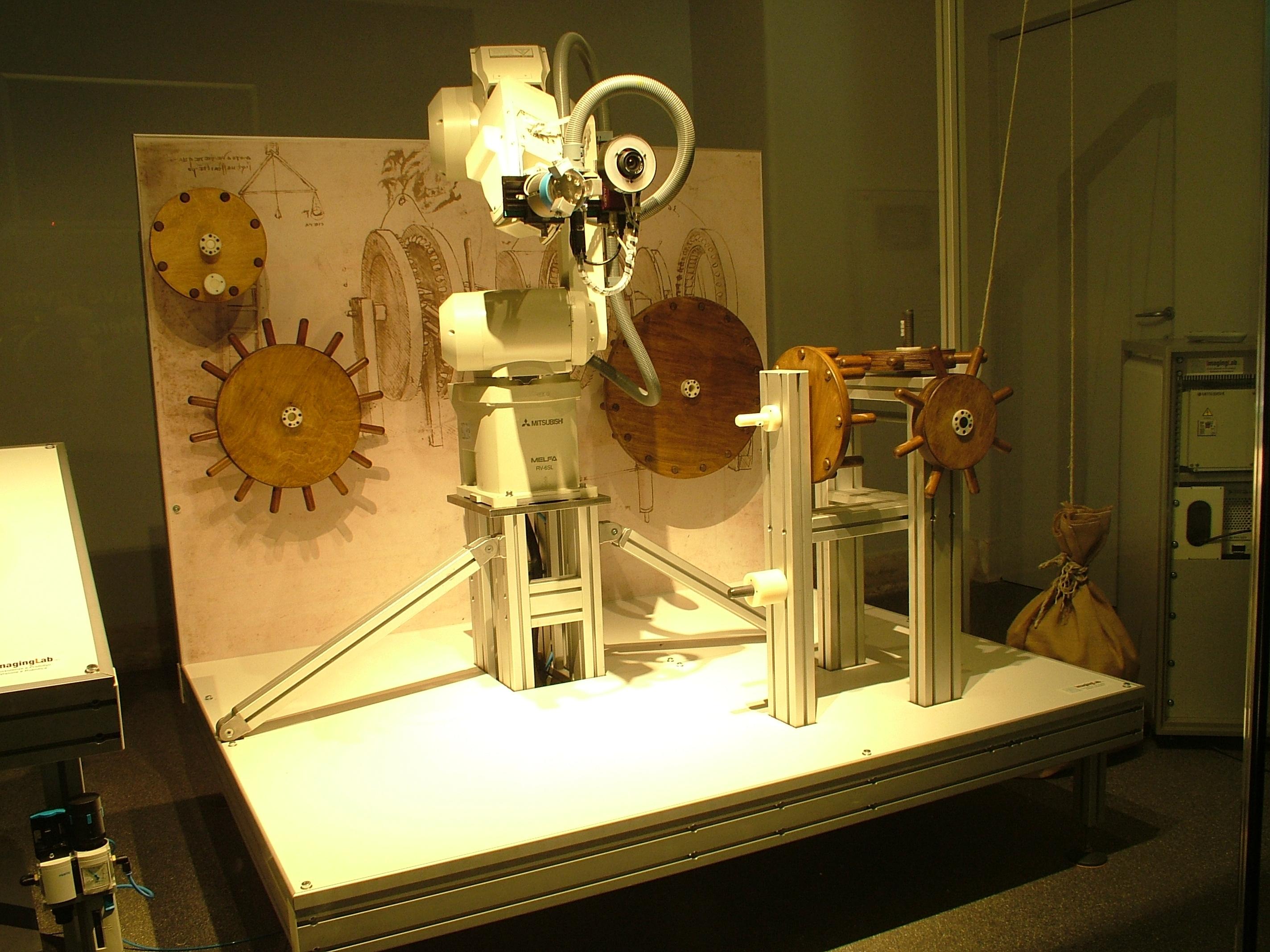 Museo Della Scienza E Della Tecnica Milano.Museo Della Scienza E Della Tecnologia Leonardo Da Vinci Di Milano